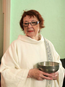 Lillian Lewis, ordained Roman Catholic Womanpriest