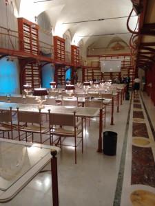 Sala del Refettorio, Palazzo San Macuto